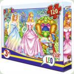 Пазлы Leo Lux Золушка 120 элементов (353)