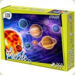 Пазлы Leo Солнечная система 360 элементов (207-9)