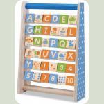 Развивающая игра Wonderworld Доска с английскими буквами WED-3117