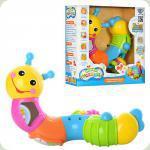 Развивающая игрушка Limo Toy Забавная гусеница (9182)