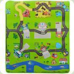 Развивающий коврик Bambi M 3511 Деревня
