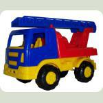 Салют, автомобиль-пожарная спецмашина
