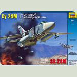"""Самолет """"Су-24М"""""""