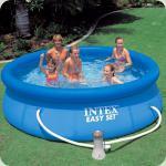 Семейный бассейн Intex 28112 Easy Set 244x76 см с фильтр-насосом