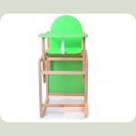 Стульчик-трансформер OMMI Эко Зеленый