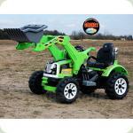 Tрактор с ковшем KINGDOM 12V