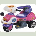 Трехколесный мотоцикл FT 2738 Р\У , розово-фиолетовый