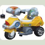 Трехколесный мотоцикл FT 2738 Р\У , желтый