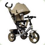 Трехколесный велосипед Best Trike 5700 - 3540 Бежевый