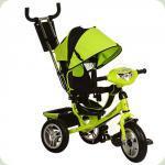 Трехколесный велосипед Turbo Trike M 3115-4HA Зеленый