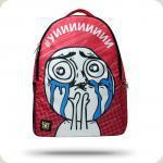 #UIII - милый городской рюкзак, от которого хочется плакать