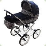 Универсальная коляска Roan Marita Prestige Chrome s-173