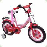 "Велосипед Alexis-Babymix 12"" R777G-12 (pink)"
