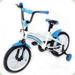 "Велосипед Baby Tilly Flash 16"" Blue (BT-CB-0042)"