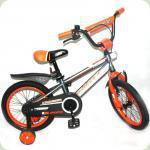 """Велосипед Crosser Sports C-1 16"""" Оранжевый"""