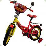 Велосипед DendiToys Тачки 14'' (181417)