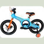 "Велосипед Hollicy 16 ""(голубой)"