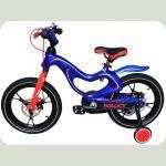 "Велосипед Hollicy 16 ""(синий)"