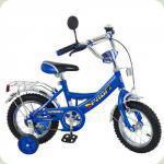 """Велосипед Profi Trike P1243A 12"""" Синий"""