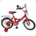 """Велосипед Profi Trike P1441 14"""" Красный"""