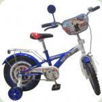 "Велосипед Tilly 16"" Полицейский T-216211 Blue/White"