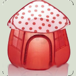 Палатка Уютненькое Гнездышко