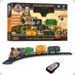 Железная дорога Limo Toy Классический экспресс на радиоуправлении (0622/40353)
