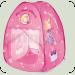 Палатка Домик-Принцессы