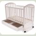 Детская кроватка Babycare BC-900BC Ламель R Слоновая кость