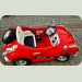 Электромобиль Bambi JE 128 R-3 (р/у) Красный