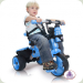 Трехколесный велосипед Injusa City Trike 3261-002 Голубо-черный