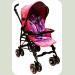 Универсальная коляска Everflo PP-04 DC с пластиковой люлькой Бамбук Пурпурный