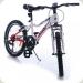 """Велосипед Azimut Knight 20"""" Красно-белый"""