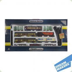 1601B-1 Вантажопасажирський поїзд зі складом