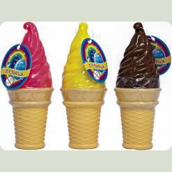 """Мильні бульбашки """"Морозиво"""" (120 мл)"""