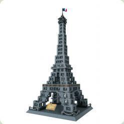 3D пазл Zhorya Wange Ейфелева вежа (8015)