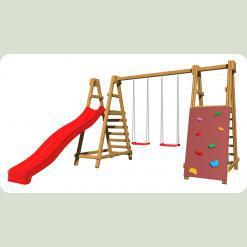 Дитячий ігровий майданчик SportBaby-5