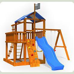 Дитяче дерев'яне містечко для дачі Бебіленд-5