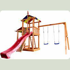 Дитячий ігровий комплекс Бебіленд-7