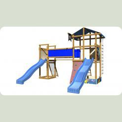 Дитячий майданчик SportBaby-11