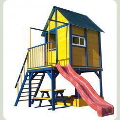 Ігровий будиночок Кіндерленд-3