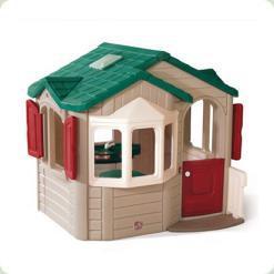 Ігровий будиночок Будинок з віконцями
