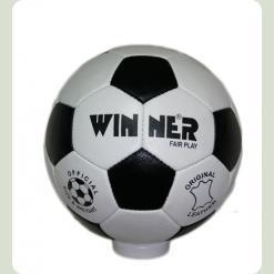 М'яч футбольний WINNER Fair Play - тренувальна модель для середнього рівня