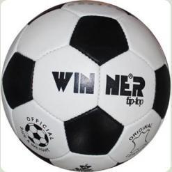 М'яч футбольний WINNER Tip-Top - тренувальна модель для середнього рівня