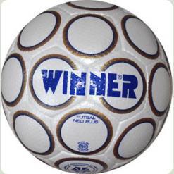 М'яч футзальний WINNER Neo Plus Sala призначений для ігор та тренувань в залі
