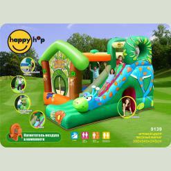 """Розваги та характеристики ігрового центру для дітей """"Веселий жираф"""""""