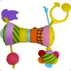 Активна іграшка-підвіска Biba Toys Кумедне завихрення (017GD)