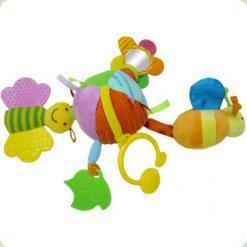 Активна іграшка-підвіска Biba Toys Кумедний кульку (036GD)