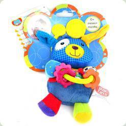 Активна іграшка-підвіска Biba Toys Щаслива щеня (901HA puppy)