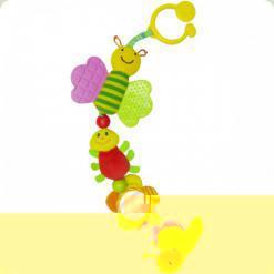 Активна іграшка-підвіска Biba Toys Забавна ланцюжок (009GD)
